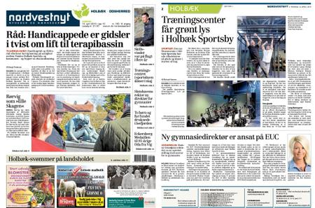Nordvestnyt Holbæk Odsherred – 16. april 2019