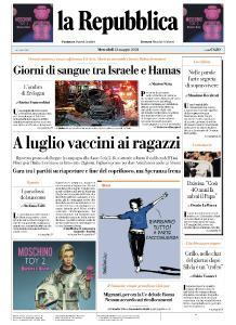 la Repubblica - 12 Maggio 2021