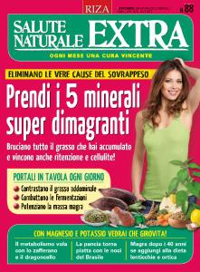 Salute Naturale Extra N.88 - Settembre 2016