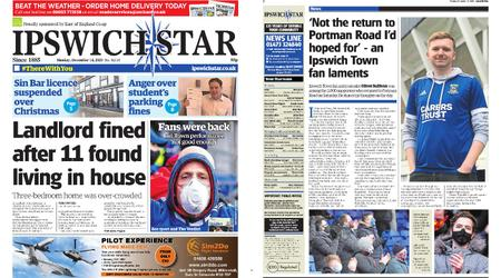 Ipswich Star – December 14, 2020