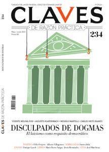 Claves de la Razón Práctica - junio/julio 2014