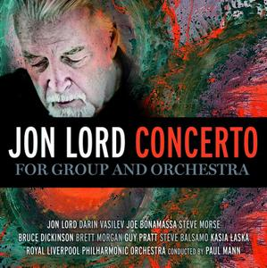 Jon Lord - Concerto For Group And Orchestra (2012) PROPER