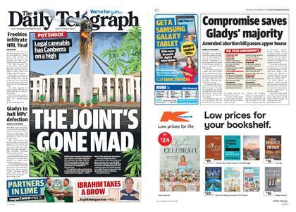 The Daily Telegraph (Sydney) – September 26, 2019