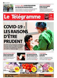 Le Télégramme Auray – 12 mars 2020