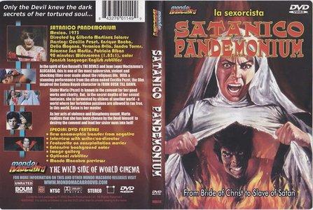 Satanic Pandemonium (1975) Satanico Pandemonium: La Sexorcista [Mondo Macabro]