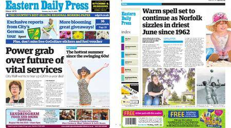 Eastern Daily Press – July 17, 2018