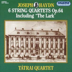 Tátrai Quartet - Haydn: Six String Quartets Op. 64 (1986)
