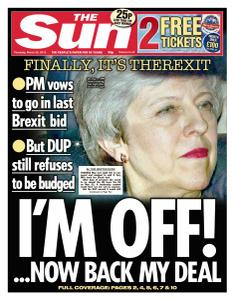 The Sun UK - 28 March 2019
