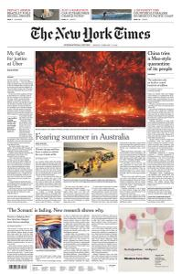 International New York Times - 17 February 2020
