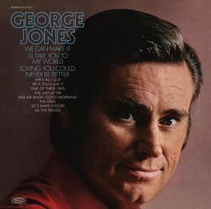 George Jones - George Jones (1972/2014) [Official Digital Download 24-bit/96 kHz]