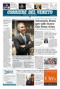 Corriere del Veneto Padova e Rovigo - 13 Febbraio 2018