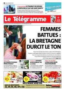 Le Télégramme Quimper – 13 mai 2021