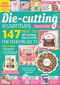Die-cutting Essentials – August 2021