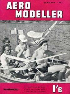 Aeromodeller Vol.19 No.1 (January 1953)