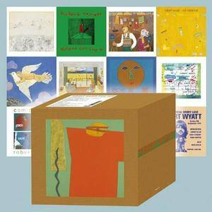 Robert Wyatt - Robert Wyatt Box Set (2009) {14CD Box Set Domino Records DOMRW1CDX}