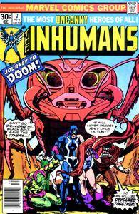 Inhumans v1 07