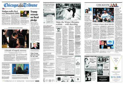 Chicago Tribune – February 13, 2018