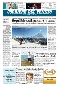 Corriere del Veneto Venezia e Mestre – 15 dicembre 2019