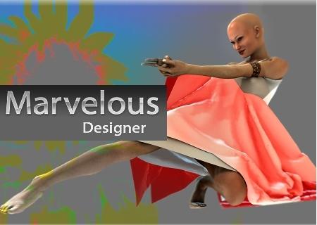 MarvelousDesigner CLO3D 2011 Pro 3.1.9 64bit