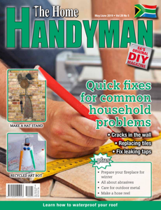 The Home Handyman - May/June 2019