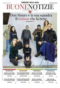 Corriere della Sera Buone Notizie – 19 gennaio 2021