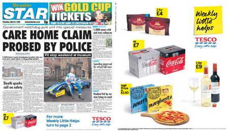 Shropshire Star Shrewsbury Edition – March 07, 2019