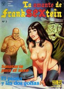 La Amante de Franksextein3 (de 9): Sanatorio para el sexo / El pirata y las dos golfas