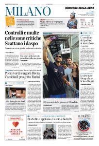 Corriere della Sera Milano – 23 luglio 2019