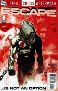 Final Crisis Aftermath - Escape 01 (of 06) (2009)