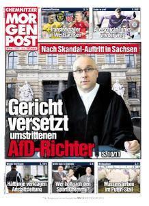 Chemnitzer Morgenpost - 1 Februar 2017