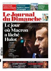 Le Journal du Dimanche - 03 juin 2018