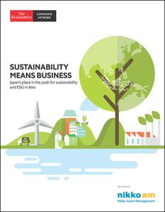 The Economist (Corporate Network) - Sustainability means Business (2019)