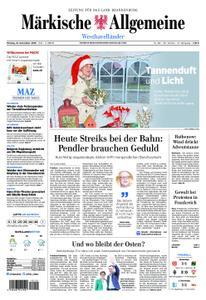 Märkische Allgemeine Westhavelländer - 10. Dezember 2018