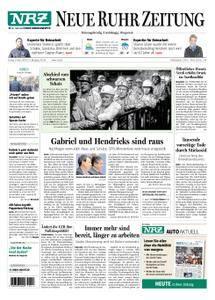NRZ Neue Ruhr Zeitung Essen-Postausgabe - 09. März 2018