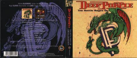 Deep Purple - The Battle Rages On + Come Hell or High Water (2014)