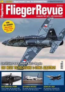 FliegerRevue - Februar 2021