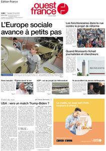 Ouest-France Édition France – 10 mai 2019