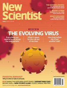 New Scientist - January 23, 2021