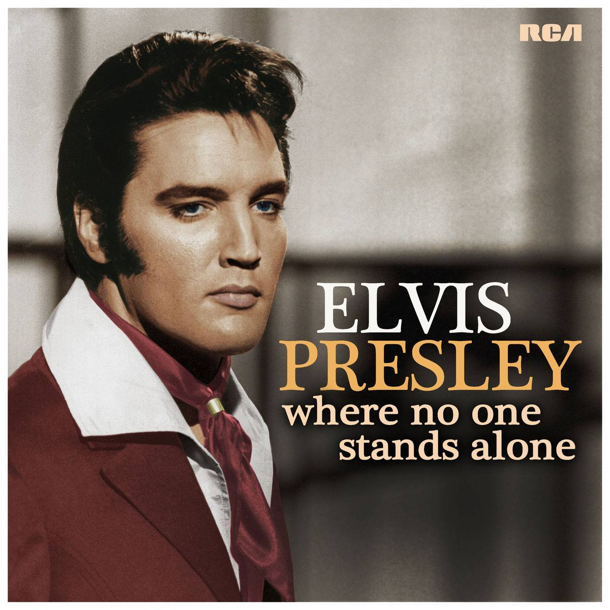 Elvis Presley - Where No One Stands Alone (Remastered) (1967/2018) [Official Digital Download 24/96]