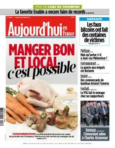 Aujourd'hui en France du Samedi 6 Octobre 2018
