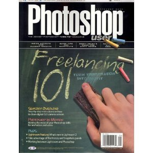 Photoshop User, September 2008 Issue
