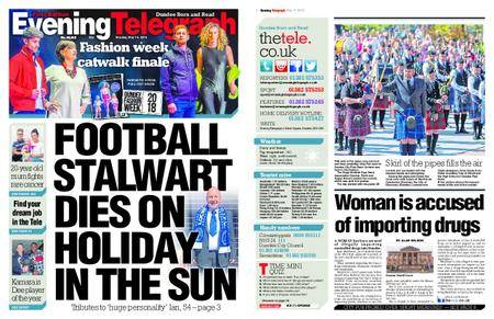 Evening Telegraph First Edition – May 14, 2018