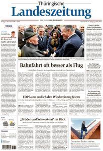 Thüringische Landeszeitung – 08. November 2019