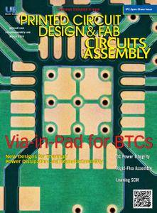 Printed Circuit Design & FAB / Circuits Assembly - March 2016