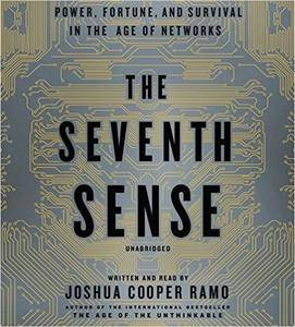 The Seventh Sense: Power, Fortune, and Survival in the Age of Networks (Audiobook)