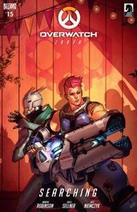 Overwatch 015 - Zarya - Searching 2017 digital-Empire
