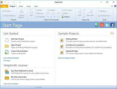 HelpSmith Pro 6.4 Build 17.127 Portable