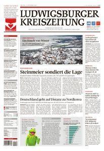 Ludwigsburger Kreiszeitung - 01. Dezember 2017