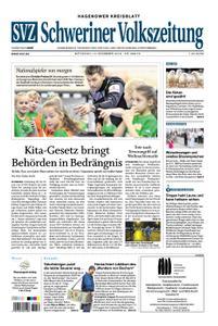 Schweriner Volkszeitung Hagenower Kreisblatt - 12. Dezember 2018