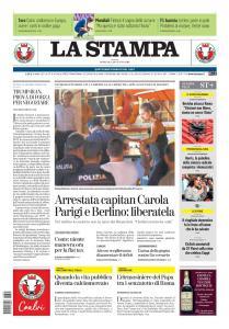 La Stampa Torino Provincia e Canavese - 30 Giugno 2019
